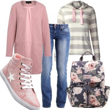 Outfit Outfit Basic #1212-2018