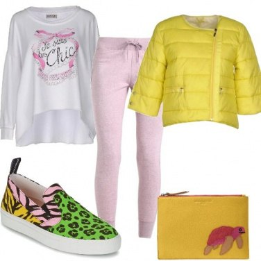 Outfit Outfit Trendy #1487-2018