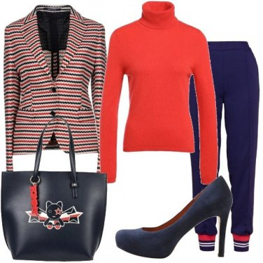 Outfit Outfit Trendy #1486-2018