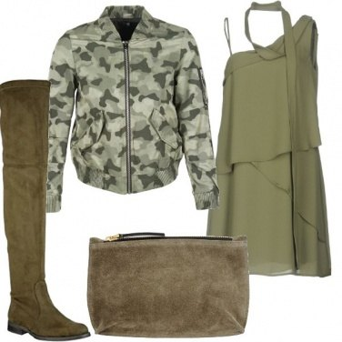 Outfit Outfit Trendy #1485-2018