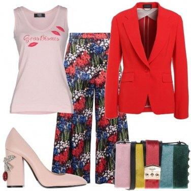 Outfit Baci e fiori