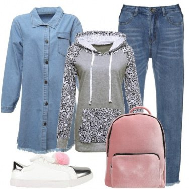 Outfit Le sneakers con i ponpon