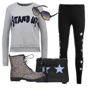 Outfit Trendy con le stelle