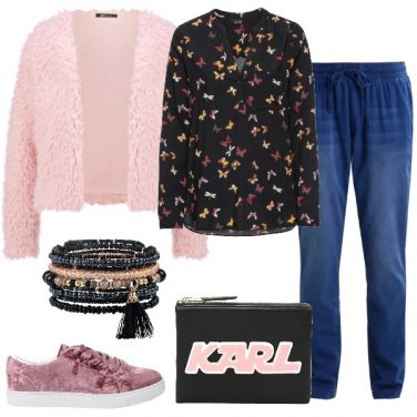 Outfit Candy girl