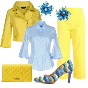 Outfit Bella come il sole
