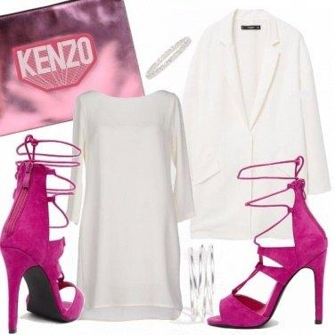 Outfit White on white