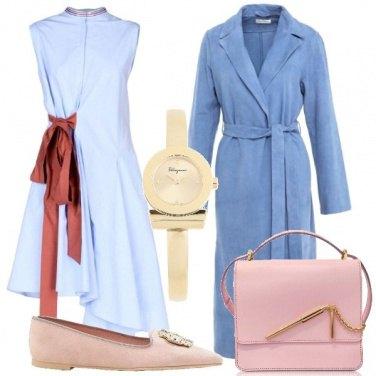 Outfit Un fiocco di classe