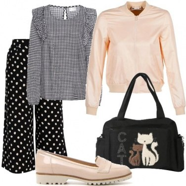 Outfit Outfit Basic #1233-2018