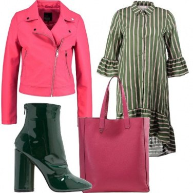 Outfit Outfit Trendy #1546-2018