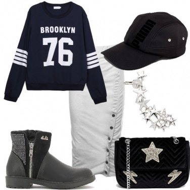 Outfit Stelle di Brooklyn