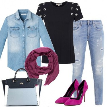 Outfit Outfit Trendy #1568-2018