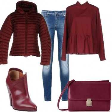 Outfit Outfit Trendy #1577-2018