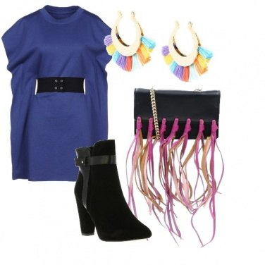 Outfit Spalle strutturate
