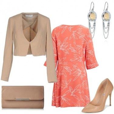 Outfit Una serata in beige