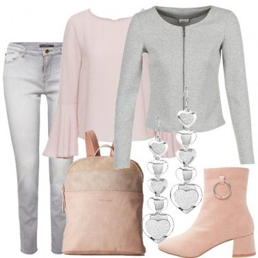 Outfit In attesa del week end