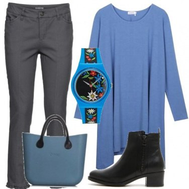 Outfit Outfit Basic #1252-2018