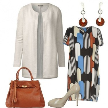 Outfit Delicate geometrie
