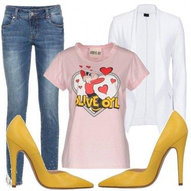 Outfit La t-shirt cool