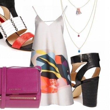 Outfit Quando la moda incontra l\'arte