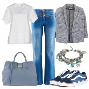 Outfit Outfit Basic #1258-2018