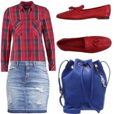 Outfit L\'eleganza del taglialegna