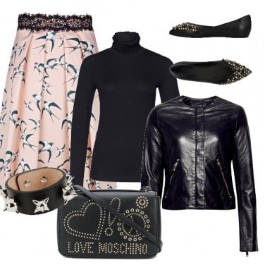 Outfit Rondinelle rock