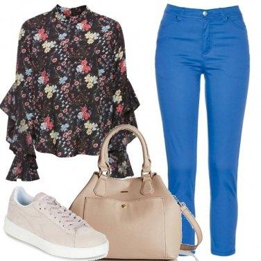 Outfit Piccoli fiorellini