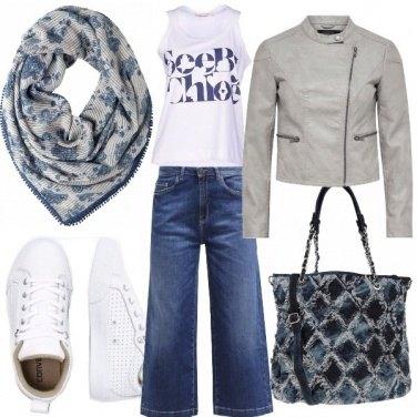 Outfit Non il solito jeans