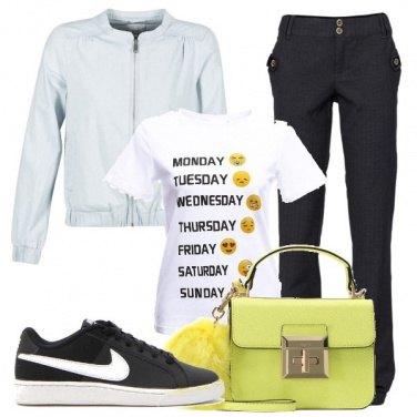 Outfit La settimana