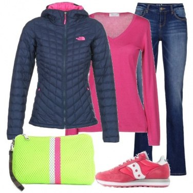 Outfit Outfit Basic #1276-2018