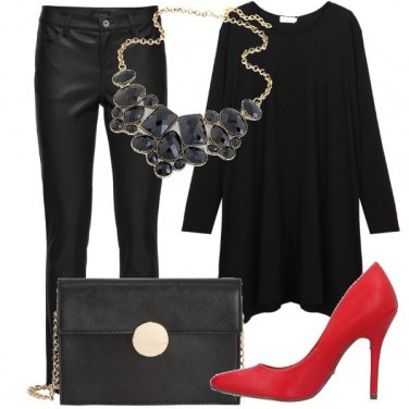 Outfit Outfit Trendy #1616-2018