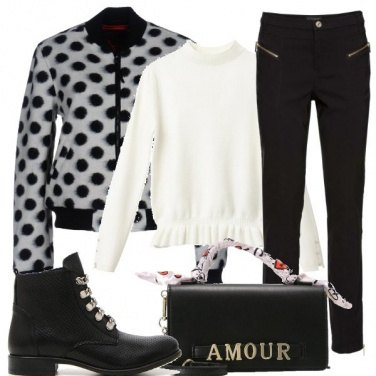 Outfit Outfit Basic #1278-2018