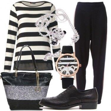 Outfit Un panda per amico