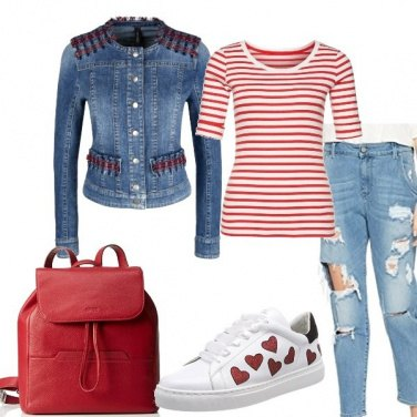 Outfit Outfit Trendy #1625-2018