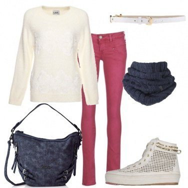 Outfit Outfit Basic #1284-2018