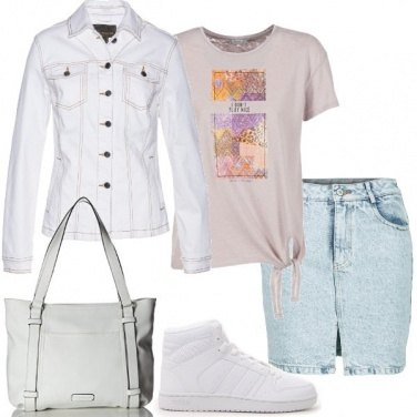 Outfit Outfit Basic #1286-2018