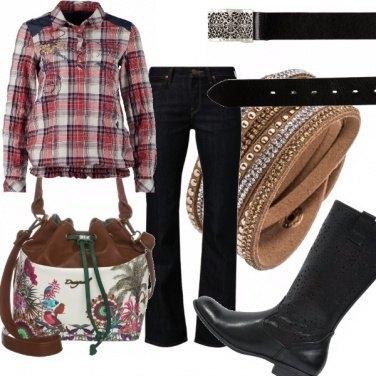 Outfit Wild Wild West