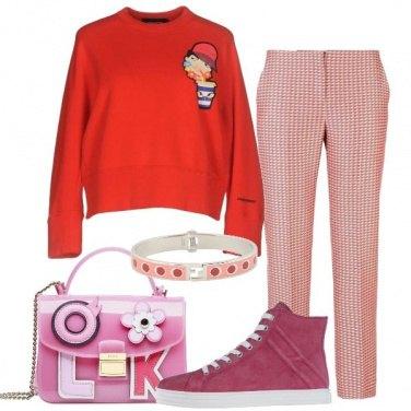 Outfit Aria sbarazzina