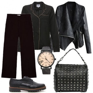 Outfit Outfit Basic #1303-2018