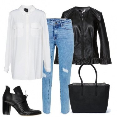 Outfit Outfit Trendy #1660-2018