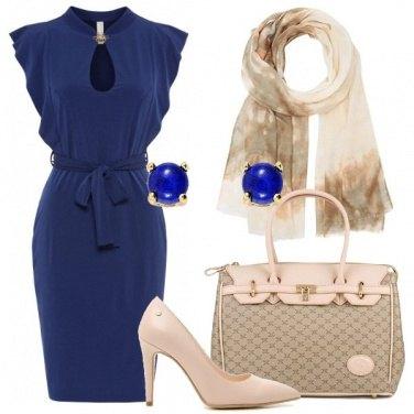Outfit L\' abito blu