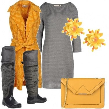 Outfit Outfit Trendy #1654-2018
