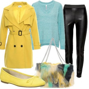 Outfit Outfit Trendy #1655-2018