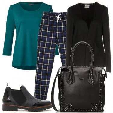 Outfit Outfit Basic #1310-2018