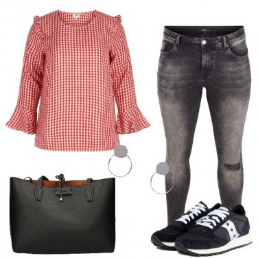 Outfit Outfit Basic #1316-2018