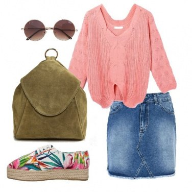 Outfit Take it easy!