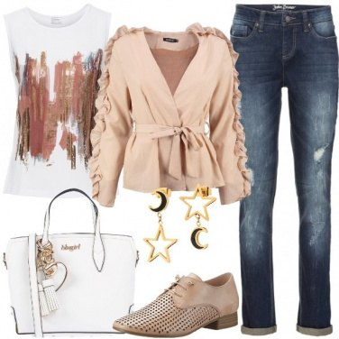 Outfit Stringate fashion