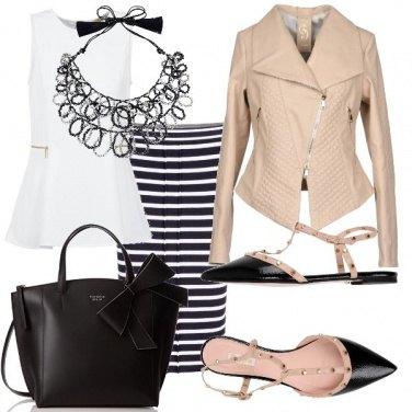 Outfit A pranzo con la collega