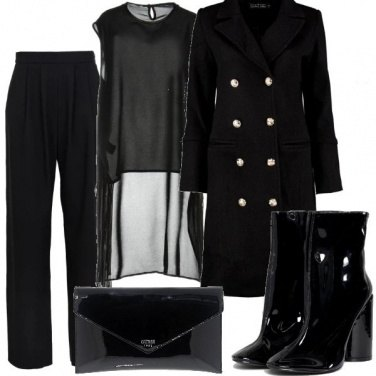 Outfit Outfit Trendy #1699-2018
