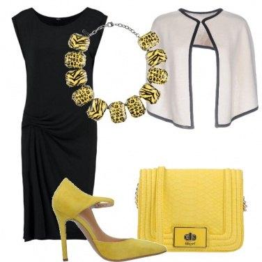 Outfit Accessori gialli